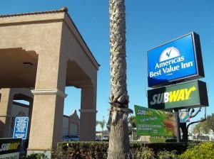 Subway - America's Best Inn