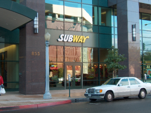 Subway - Downtown Fresno